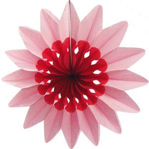 Патибум Q Бум укр Цветок Розовый 36см фото-1