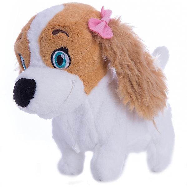 Интерактиная игрушка IMC Toys Собака LucyИнтерактивные животные<br>Интерактивная собака Lola<br>Это младшая сестра собаки Lucy. Собака Lola может коммуницировать со своей старшей сестрой Lucy.<br><br>Комплектация:<br>- собака.<br><br>Функции:<br>- выполняет 5 команд (ты любишь меня, ко мне, как дела, кругом, ешь),<br>- коммуницирует с Lucy.<br><br>Дополнительно:<br>Работает от 3 батареек тип ААА, в комплекте.<br>Инструкция внутри упаковки.<br><br>Ширина мм: 180<br>Глубина мм: 180<br>Высота мм: 250<br>Вес г: 344<br>Возраст от месяцев: 36<br>Возраст до месяцев: 180<br>Пол: Унисекс<br>Возраст: Детский<br>SKU: 7225151