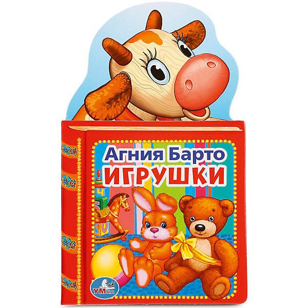Книга  А  Барто Игрушки