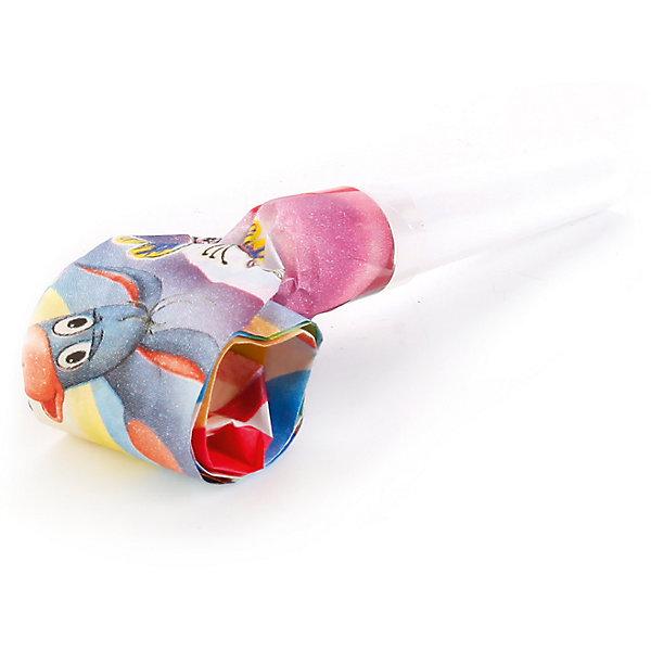 Набор из 6-ти язычков-гудков дизайн Винни пухДетские дудочки<br>Характеристики товара:<br><br>• возраст: от 3 лет;<br>• упаковка: пакет;<br>• размер упаковки: 16х15х3 см.;<br>• количество язычков: 6 шт;<br>• цвет: мультиколор;<br>• материал: пластик, бумага;<br>• бренд, страна-производитель: Веселый праздник, Россия.<br>                                                                                                                                                                                                                                                                                                              Язычки-гудки «Винни-пух» - набор из 6-ти забавных гудков добавит в детскую вечеринку каплю веселья. Они сделаны в форме язычков. Нужно сильно дунуть и свернутая в трубочку бумага выпрямиться с громким звуком. <br><br>А чтобы было интересней, на гудок нанесено изображение героев известного мультфильма «Винни Пух». Дети оценят аксессуар и не расстанутся с ним весь праздник.<br><br>Российский бренд Веселый праздник производит качественные товары для детского праздника, товар изготовлен из безопасных для здоровья ребенка материалов, прошедших соответствие европейским стандартам качества. <br><br>Язычки-гудки «Винни-пух», 6 шт.., Веселый праздник  можно купить в нашем интернет-магазине.<br>Ширина мм: 15; Глубина мм: 3; Высота мм: 16; Вес г: 40; Возраст от месяцев: 36; Возраст до месяцев: 168; Пол: Унисекс; Возраст: Детский; SKU: 7225705;
