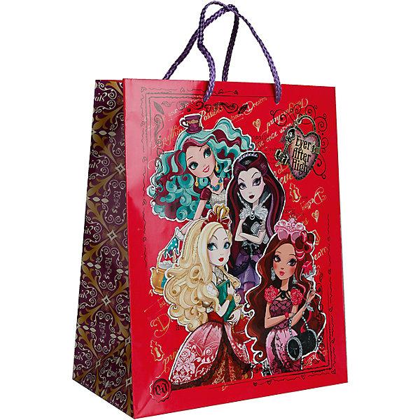 Пакет подарочный   EVER AFTER HIGH  33Х46Х20 см глянцевыйДетские подарочные пакеты<br>Характеристики товара:<br><br>• возраст: от 3 лет;<br>• упаковка: пакет;<br>• размер пакета: 33х46х20 см.;<br>• цвет: мультиколор;<br>• материал: бумага;<br>• бренд, страна-производитель: Веселый праздник, Китай.<br>                                                                                                                                                                                                                                                                                                              Подарочный пакет «EVER AFTER HIGH» станет неотъемлемой частью детского подарка. Красочный пакет принесет ребенку радость предвкушения и ему будет интересно заглянуть в него, чтобы узнать, что же приготовили родные или друзья ему на день рождения, да и на любой другой праздник. <br><br>Такая упаковка подойдёт для большого подарка. Изделие выполненно из прочной глянцевой бумаги с красочным изображением.<br><br>Подарочный пакет «EVER AFTER HIGH», 33х46х20 см., Веселый праздник  можно купить в нашем интернет-магазине.<br>Ширина мм: 33; Глубина мм: 20; Высота мм: 46; Вес г: 150; Возраст от месяцев: 36; Возраст до месяцев: 168; Пол: Унисекс; Возраст: Детский; SKU: 7225716;