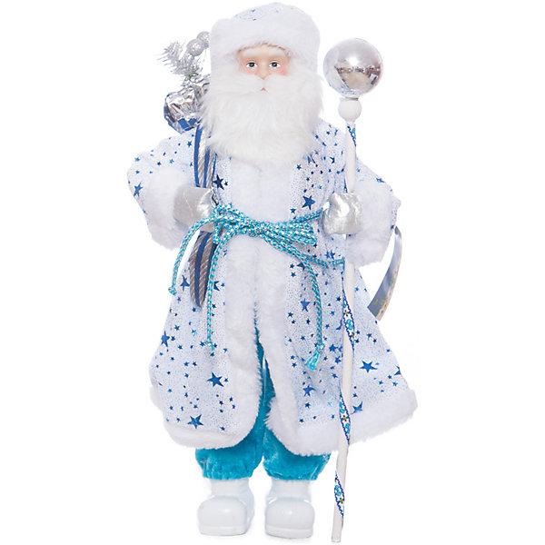 Дед Мороз, 43 см, в полибегеНовинки Новый Год<br>Дед Мороз, 43 см, в полибеге<br>Ширина мм: 160; Глубина мм: 220; Высота мм: 430; Вес г: 458; Возраст от месяцев: 36; Возраст до месяцев: 2147483647; Пол: Унисекс; Возраст: Детский; SKU: 7227795;