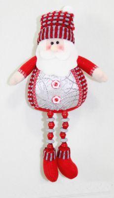 MAG2000 Дед Мороз, Снеговик, Олень, 23 см, в полибеге