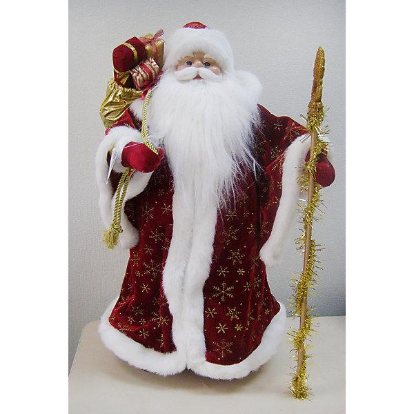 Дед Мороз,  в красной шубе , 60 см, в полибегеНовинки Новый Год<br>Дед Мороз,  в красной шубе , 60 см, в полибеге<br><br>Ширина мм: 175<br>Глубина мм: 340<br>Высота мм: 600<br>Вес г: 1350<br>Возраст от месяцев: 36<br>Возраст до месяцев: 2147483647<br>Пол: Унисекс<br>Возраст: Детский<br>SKU: 7227804