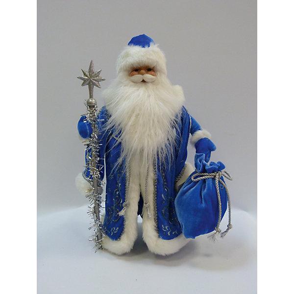 Дед Мороз в голубой шубе, 40 см, в полибегеНовинки Новый Год<br>Дед Мороз в голубой шубе, 40 см, в полибеге<br>Ширина мм: 155; Глубина мм: 240; Высота мм: 400; Вес г: 583; Возраст от месяцев: 36; Возраст до месяцев: 2147483647; Пол: Унисекс; Возраст: Детский; SKU: 7227807;