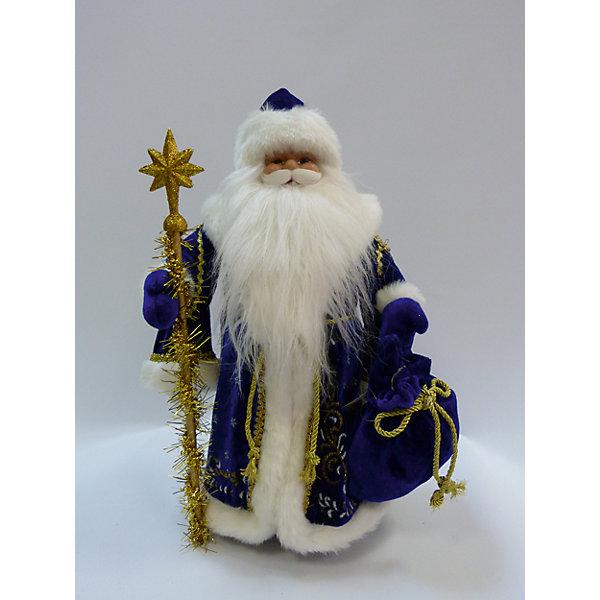 Дед Мороз в синей шубе, 60 см, в полибегеЁлочные игрушки<br>Дед Мороз в синей шубе, 60 см, в полибеге<br>Ширина мм: 175; Глубина мм: 340; Высота мм: 600; Вес г: 1300; Возраст от месяцев: 36; Возраст до месяцев: 2147483647; Пол: Унисекс; Возраст: Детский; SKU: 7227808;
