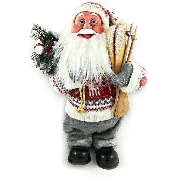 Дед мороз белый с лыжами и подарками, интерактивный музыкальный танцующий 36 см, коробка с окошкомНовинки Новый Год<br>Дед мороз белый с лыжами и подарками, интерактивный музыкальный танцующий 36 см, коробка с окошком<br><br>Ширина мм: 170<br>Глубина мм: 130<br>Высота мм: 360<br>Вес г: 888<br>Возраст от месяцев: 36<br>Возраст до месяцев: 2147483647<br>Пол: Унисекс<br>Возраст: Детский<br>SKU: 7227856