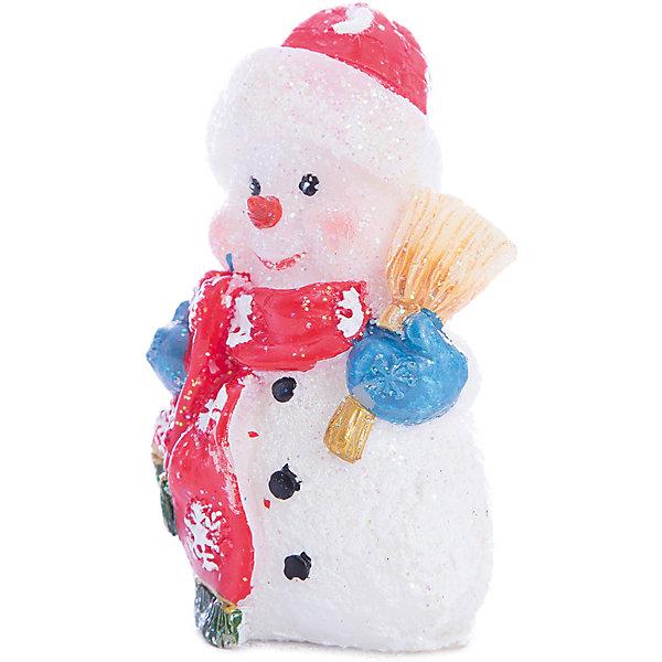 Снеговик, 5.6*4.5*9 см, 2 в ассортименте