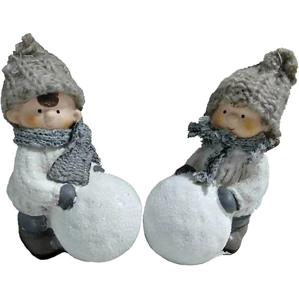 Новогоднее украшение - мальчик/девочка с снежным шаром, 16*10*6 см, 2 в ассортиментеЁлочные игрушки<br>Характеристики:<br><br>• возраст: от 3 лет<br>• размер: 16х10х6 см.<br>• в ассортименте 2 вида<br>• ВНИМАНИЕ! Данный артикул представлен в разных вариантах исполнения. К сожалению, заранее выбрать определенный вариант невозможно. При заказе нескольких украшений возможно получение одинаковых<br><br>Новогоднее украшение в виде мальчика или девочки со снежным шаром станет замечательным презентом коллеге и другу, а также милым аксессуаром в праздничном интерьере.<br><br>Новогоднее украшение - мальчик/девочка с снежным шаром, 16*10*6 см, 2 в ассортименте можно купить в нашем интернет-магазине.<br>Ширина мм: 60; Глубина мм: 100; Высота мм: 160; Вес г: 177; Возраст от месяцев: 36; Возраст до месяцев: 2147483647; Пол: Унисекс; Возраст: Детский; SKU: 7227901;