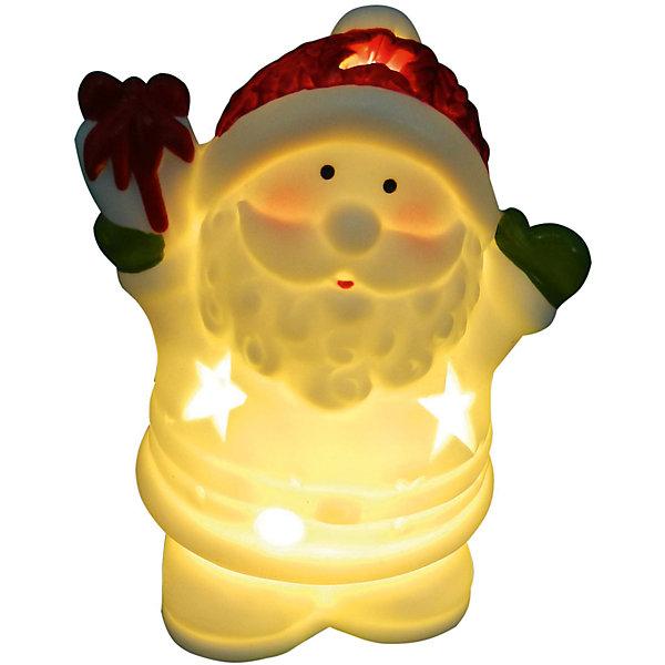 Новогоднее украшение - Дед мороз/Снеговик светящийся, 8,8*7,2*5 см, 2 в ассортиментеЁлочные игрушки<br>Характеристики:<br><br>• возраст: от 3 лет<br>• размер: 8,8х7,2х5 см.<br>• в ассортименте 2 вида<br>• ВНИМАНИЕ! Данный артикул представлен в разных вариантах исполнения. К сожалению, заранее выбрать определенный вариант невозможно. При заказе нескольких украшений возможно получение одинаковых<br><br>Новогоднее украшение в виде светящегося Деда Мороза или Снеговика украсит праздничный интерьер, и наполнит его теплом и уютом, а также станет замечательным подарком близкому человеку, выражая всю полноту самых добрых и нежных чувств.<br><br>Новогоднее украшение - Дед мороз/Снеговик светящийся, 8,8*7,2*5 см, 2 в ассортименте можно купить в нашем интернет-магазине.<br>Ширина мм: 50; Глубина мм: 72; Высота мм: 88; Вес г: 42; Возраст от месяцев: 36; Возраст до месяцев: 2147483647; Пол: Унисекс; Возраст: Детский; SKU: 7227903;