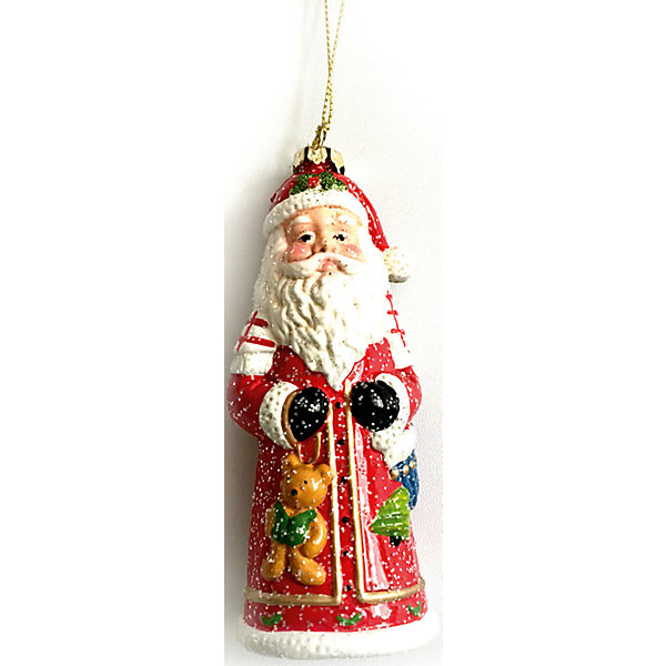 Купить Дед мороз пластиковый в полибэге, MAG2000, Китай, Унисекс