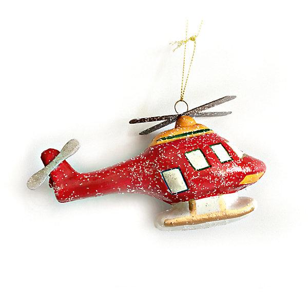 Вертолет пластиковый в полибэгеЁлочные игрушки<br>Вертолет пластиковый в полибэге<br>Ширина мм: 40; Глубина мм: 135; Высота мм: 70; Вес г: 26; Возраст от месяцев: 36; Возраст до месяцев: 2147483647; Пол: Унисекс; Возраст: Детский; SKU: 7227911;