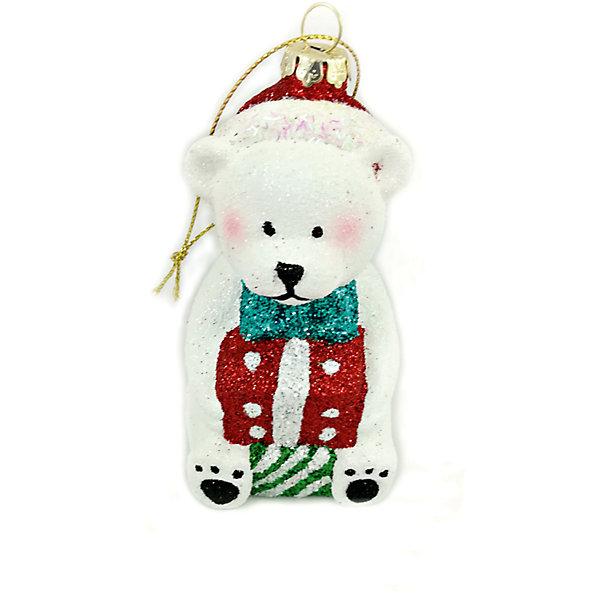 Медведь, пластикНовинки Новый Год<br>Медведь, пластик<br>Ширина мм: 53; Глубина мм: 63; Высота мм: 110; Вес г: 30; Возраст от месяцев: 36; Возраст до месяцев: 2147483647; Пол: Унисекс; Возраст: Детский; SKU: 7227915;