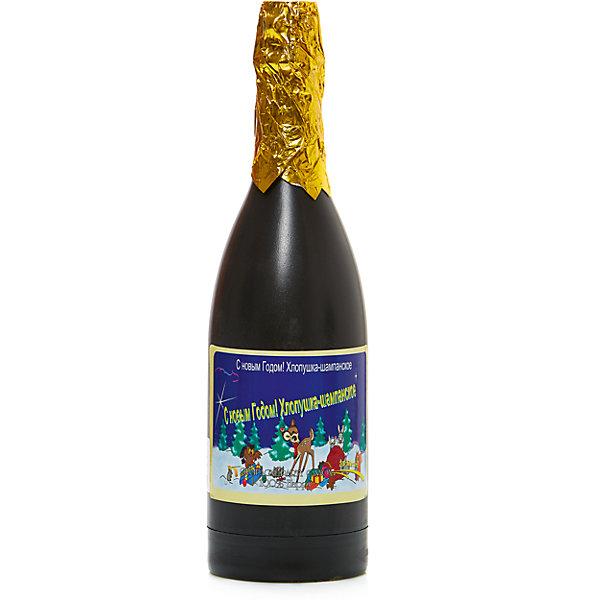 Хлопушка-шампанское, 30 см, высота выстрела - 5-8 мНовинки Новый Год<br>Хлопушка-шампанское, 30 см, высота выстрела - 5-8 м, способ выстрела - прокручивание  конфетти - разноцветные кружки, сердечка, звездочки, бабочки и голуби, 1 шт в полибеге<br><br>Ширина мм: 85<br>Глубина мм: 85<br>Высота мм: 300<br>Вес г: 250<br>Возраст от месяцев: 36<br>Возраст до месяцев: 2147483647<br>Пол: Унисекс<br>Возраст: Детский<br>SKU: 7227936