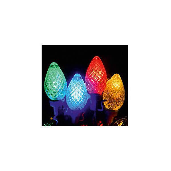 Светодиодная гирлянда, 20Л-220V, размеры лампочек: 2,5*3,5см, внутренняяНовогодние электрогирлянды<br>Характеристики:<br><br>• возраст: от 3 лет<br>• количество лампочек: 20 шт.<br>• размер лампочек: 2,5х3,5 см.<br>• напряжение: 220 В.<br><br>Гирлянда электрическая светодиодная состоит из 20 ламп. Предназначена для использования в помещениях. Она позволит создать атмосферу праздника, веселья и новогодней сказки.<br><br>Светодиодную гирлянду, 20Л-220V, размеры лампочек: 2,5*3,5см, внутреннюю можно купить в нашем интернет-магазине.<br>Ширина мм: 70; Глубина мм: 140; Высота мм: 80; Вес г: 200; Возраст от месяцев: 36; Возраст до месяцев: 2147483647; Пол: Унисекс; Возраст: Детский; SKU: 7227959;