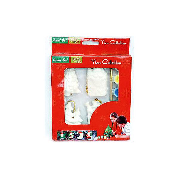 Набор для детского творчества, керамика, 4 фигурки - 4*1*6,5 см, 6 красок, в красной коробке 17*2,3*22 смНаборы для творчества новогодние<br>Набор для детского творчества, керамика, 4 фигурки - 4*1*6,5 см, 6 красок, в красной коробке 17*2,3*22 см<br><br>Ширина мм: 23<br>Глубина мм: 170<br>Высота мм: 220<br>Вес г: 139<br>Возраст от месяцев: 36<br>Возраст до месяцев: 2147483647<br>Пол: Унисекс<br>Возраст: Детский<br>SKU: 7227973