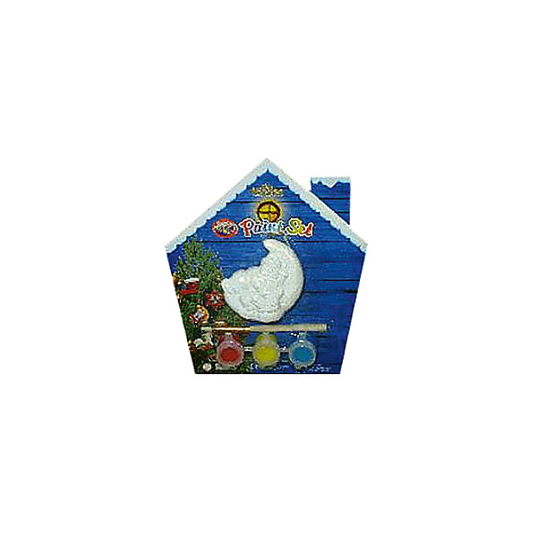 Набор для детского творчества, керамика, месяц - 7*3*7 см, 3 краски, в синей коробке  14*14 смНаборы для творчества новогодние<br>Набор для детского творчества, керамика, месяц - 7*3*7 см, 3 краски, в синей коробке  14*14 см<br><br>Ширина мм: 32<br>Глубина мм: 140<br>Высота мм: 140<br>Вес г: 50<br>Возраст от месяцев: 36<br>Возраст до месяцев: 2147483647<br>Пол: Унисекс<br>Возраст: Детский<br>SKU: 7227983