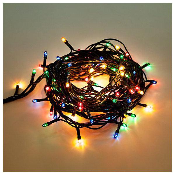 Гирлянда 100 миниламп рисНовогодние электрогирлянды<br>Новогодняя гирлянда, состоящая из 100 мини-ламп «рис», предназначена для декорирования ели и помещений. Цвет провода – зеленый.<br><br>Ширина мм: 130<br>Глубина мм: 60<br>Высота мм: 70<br>Вес г: 233<br>Возраст от месяцев: 36<br>Возраст до месяцев: 2147483647<br>Пол: Унисекс<br>Возраст: Детский<br>SKU: 7228381