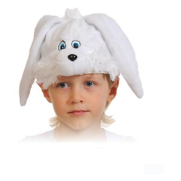 Маска Заинька/ Зайчик белыйДетские шляпы и колпаки<br>Карнавальная маска Зайчик - это прекрасная возможность для ребенка примерить на себя роль сказочного персонажа и принять активное участие в увлекательной постановке. Маска, сшитая из качественного и приятного на ощупь материала, отличается оригинальным дизайном и высоким качеством исполнения. Восхитительная маска непременно понравится ребенку и подарит ему массу позитивных эмоций.<br>Ширина мм: 200; Глубина мм: 20; Высота мм: 270; Вес г: 140; Возраст от месяцев: 36; Возраст до месяцев: 144; Пол: Унисекс; Возраст: Детский; SKU: 7228444;