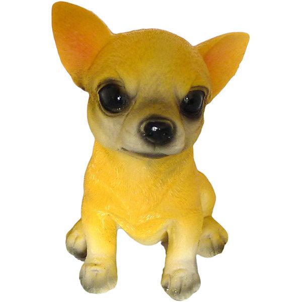 Сувенир копилка Собака 17,5 смНовогодние сувениры<br>Характеристики:<br><br>• возраст: 3+;<br>• форма сувенира: собака;<br>• особенности: копилка;<br>• количество: 1 шт;<br>• размер сувенира: 17,5 см;<br>• масса: 340 г.<br><br>Декоративная копилка выполнена в виде небольшой собачки. Сувенир можно подарить мальчику или девочке на праздник. <br><br>Милый щенок дополнит коллекцию декоративных игрушек. Сувенир не только будет украшать детскую комнату, но и поможет научить ребенка копить личные деньги. Копилка достаточно вместительна, поэтому монеты можно собирать долго.<br><br>Сувенир копилка «Собака», 17,5 см, «Новогодняя сказка» можно купить в нашем интернет-магазине.<br><br>Ширина мм: 130<br>Глубина мм: 70<br>Высота мм: 175<br>Вес г: 340<br>Возраст от месяцев: 36<br>Возраст до месяцев: 2147483647<br>Пол: Унисекс<br>Возраст: Детский<br>SKU: 7228486