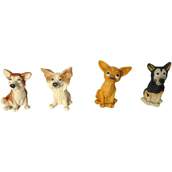 Сувенир Собака 7,5 см, в ассорт.