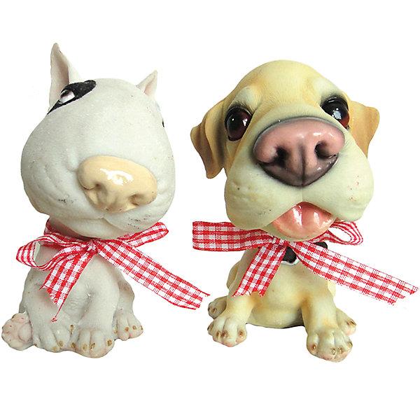 Сувенир Собачка большой нос 10 см, в ассорт.Новогодние сувениры<br>Характеристики:<br><br>• возраст: 3+;<br>• форма сувенира: собака;<br>• количество: 1 шт;<br>• размер сувенира: 10 см;<br>• масса: 130 г.<br><br>Декоративная статуэтка выполнена в виде небольшой собачки. Сувенир можно подарить мальчику или девочке на праздник. Дети будут рады приобрести маленького друга.<br><br>Милый щенок украсит коллекцию декоративных игрушек. Собачка детально проработана, поэтому выглядит очень реалистично.<br><br>Сувенир «Собачка большой нос», 10 см, (в ассортименте), «Новогодняя сказка» можно купить в нашем интернет-магазине.<br>Ширина мм: 60; Глубина мм: 20; Высота мм: 100; Вес г: 130; Возраст от месяцев: 36; Возраст до месяцев: 2147483647; Пол: Унисекс; Возраст: Детский; SKU: 7228492;