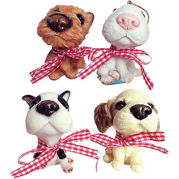 Сувенир Собачка большой нос 7,5 см, в ассорт.Новогодние сувениры<br>Характеристики:<br><br>• возраст: 3+;<br>• форма сувенира: собака;<br>• количество: 1 шт;<br>• размер сувенира: 7,5 см;<br>• масса: 60 г.<br><br>Декоративная статуэтка выполнена в виде небольшой собачки. Сувенир можно подарить мальчику или девочке на праздник. Дети будут рады приобрести маленького друга.<br><br>Милый щенок украсит коллекцию декоративных игрушек. Собачка детально проработана, поэтому выглядит очень реалистично.<br><br>Сувенир «Собачка большой нос», 7,5 см, (в ассортименте), «Новогодняя сказка» можно купить в нашем интернет-магазине.<br>Ширина мм: 50; Глубина мм: 10; Высота мм: 75; Вес г: 60; Возраст от месяцев: 36; Возраст до месяцев: 2147483647; Пол: Унисекс; Возраст: Детский; SKU: 7228493;