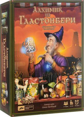 Настольная игра Cosmodrome Games Алхимик из Гластонбери