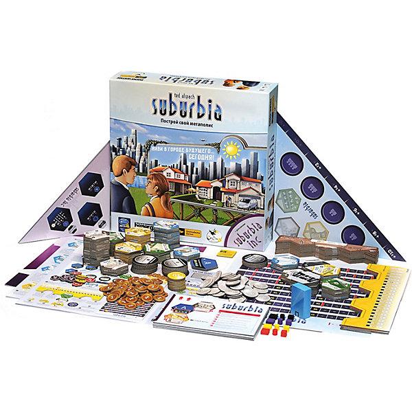 Настольная игра Cosmodrome Games Suburbia