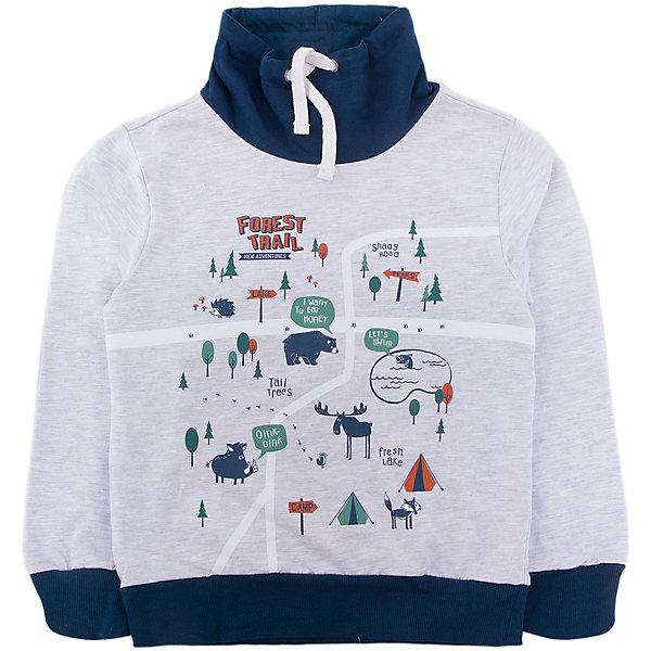 Джемпер SELA для мальчикаСвитера и кардиганы<br>Характеристики товара:<br><br>• цвет: серый<br>• состав ткани: 70% хлопок, 30% ПЭ<br>• сезон: демисезон<br>• длинные рукава<br>• страна бренда: Россия<br>• страна производства: Китай<br><br>Серый джемпер для мальчика от Sela отлично подходит для ношения в прохладную погоду. Стильный джемпер для мальчика отличается полуприлегающим силуэтом. Джемпер для ребенка сделан из качественного дышащего материала. <br><br>Джемпер Sela (Села) для мальчика можно купить в нашем интернет- магазине.<br><br>Ширина мм: 190<br>Глубина мм: 74<br>Высота мм: 229<br>Вес г: 236<br>Цвет: серый<br>Возраст от месяцев: 18<br>Возраст до месяцев: 24<br>Пол: Мужской<br>Возраст: Детский<br>Размер: 92,116,110,104,98<br>SKU: 7230085