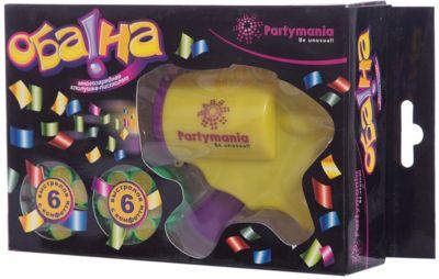 'лопушка-пистолет Partymania ќба-на
