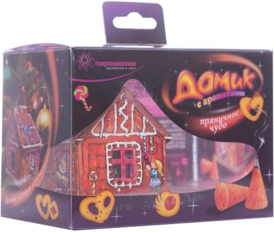Ароматический набор Partymania Домик с ароматами