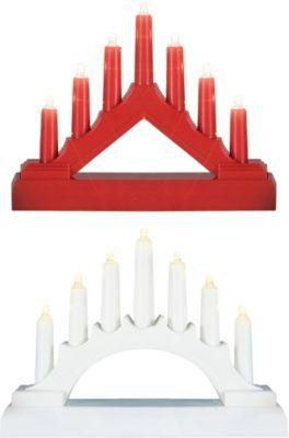 B&H Декоративная фигурка-горка Свечи , 7 LED