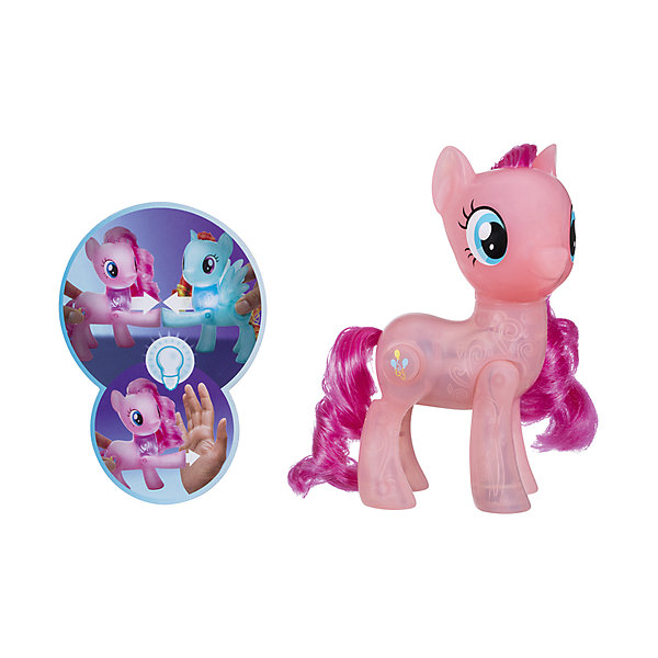 Купить Фигурка My little Pony Сияние. Магия дружбы , Пинки Пай, Hasbro, Китай, Женский