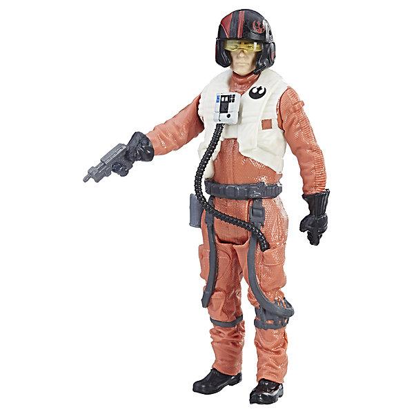 Фигурка Star Wars По Дэмерон с двумя аксессуарами, 9 см.Коллекционные фигурки<br>Характеристики:<br><br>• возраст: от 4 лет;<br>• материал: пластик;<br>• высота фигурки: 9 см;<br>• в наборе: фигурка, 2 аксессуара;<br>• вес упаковки: 68 гр.;<br>• размер упаковки: 18х3х12 см;<br>• страна бренда: США;<br>• упаковка: блистер.<br><br>Фигурка Hasbro из серии Star Wars с точностью изображает персонажа одноименного фильма. Фигурка По Дэмерона детально проработана, одежда соответствует костюму героя «Звездных войн». Кроме того, в наборе есть идентичное оружие, которое можно вставить в руку игрушке.<br><br>Фигурка подойдет дли сюжетных игр и для коллекционирования с другими фигурками этой серии. Сделано из качественных прочных материалов.<br><br>Фигурку с двумя аксессуарами 9 см, Star Wars можно купить в нашем интернет-магазине.<br>Ширина мм: 38; Глубина мм: 121; Высота мм: 184; Вес г: 113; Возраст от месяцев: 48; Возраст до месяцев: 2147483647; Пол: Женский; Возраст: Детский; SKU: 7230804;