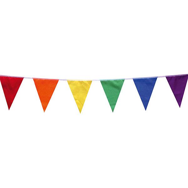 Флажковая лента Патибум Разноцветная 5 м.Баннеры и гирлянды для детской вечеринки<br>Характеристики:<br><br>• возраст: от 3 лет;<br>• тип игрушки: гирлянда;<br>• вес: 50 гр;<br>• длина: 5 м;<br>• размеры: 15х21х0,5 см;<br>• материал: бумага;<br>• бренд: Патибум;<br>• страна производитель: Китай.<br><br>PR Флажковая лента разноцветная 5м – отличное украшение для детского праздника. Вечеринка, день рождения или другое торжество пройдет значительно веселее, если украсить помещение бумажными гирляндами.  Данное изделие выполнено в виде связки из флажков и имеет длину 5 метров. Ее удобно вешать и снимать. Разноцветные флажки помогут создать праздничную атмосферу.<br><br>Гирлянда от «Патибум» входит в большую коллекцию одноразовой посуды и аксессуаров для проведения детских праздников. Поэтому можно подготовиться к нему, украсив все в едином стиле. Тарелки, стаканы, салфетки и аксессуары с любимыми героями понравятся всем детям. Изделие выполнено из качественных материалов, предназначенных для детей возрастом от трех лет. <br><br>PR Флажковую ленту разноцветную  5м можно купить в нашем интернет-магазине.<br>Ширина мм: 150; Глубина мм: 210; Высота мм: 5; Вес г: 50; Возраст от месяцев: 36; Возраст до месяцев: 2147483647; Пол: Унисекс; Возраст: Детский; SKU: 7230963;