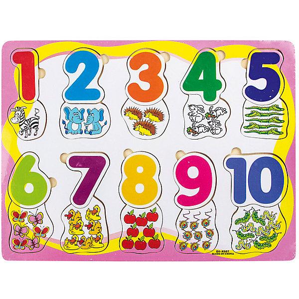 Деревянный пазл Логика и счетПазлы для малышей<br>Пазл-вкладыш способствует развитию мелкой моторики и координации, расширяет представление ребенка о предметах и явлениях окружающего мира. Пазл от Крибли Бу Логика и счет познакомит ребенка с таким простейшим понятием как цифра<br>Ширина мм: 300; Глубина мм: 5; Высота мм: 230; Вес г: 100; Возраст от месяцев: 36; Возраст до месяцев: 2147483647; Пол: Унисекс; Возраст: Детский; SKU: 7231060;