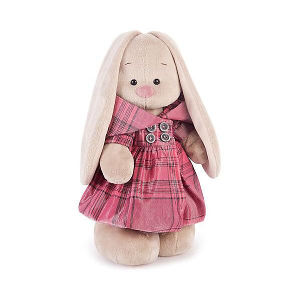 Зайка Ми в плаще с люрексом (малая)Мягкие игрушки зайцы и кролики<br>Характеристики товара:<br><br>• возраст: от 3 лет;<br>• материал: текстиль, искусственный мех;<br>• высота игрушки: 31 см;<br>• размер упаковки: 31х16,5х13 см;<br>• вес упаковки: 410 гр.;<br>• страна производитель: Россия.<br><br>Мягкая игрушка «Зайка Ми в плаще с люрексом» Budi Basa — очаровательный пушистый зайчонок с длинными ушками. На зайке клетчатый плащ с люрексом. Игрушка выполнена из качественного безопасного материала, настолько приятного и мягкого, что ребенок будет брать с собой зайку в кроватку и спать в обнимку.<br><br>Мягкую игрушку «Зайка Ми в плаще с люрексом» Budi Basa можно приобрести в нашем интернет-магазине.<br><br>Ширина мм: 310<br>Глубина мм: 165<br>Высота мм: 130<br>Вес г: 410<br>Возраст от месяцев: 36<br>Возраст до месяцев: 168<br>Пол: Унисекс<br>Возраст: Детский<br>SKU: 7231238