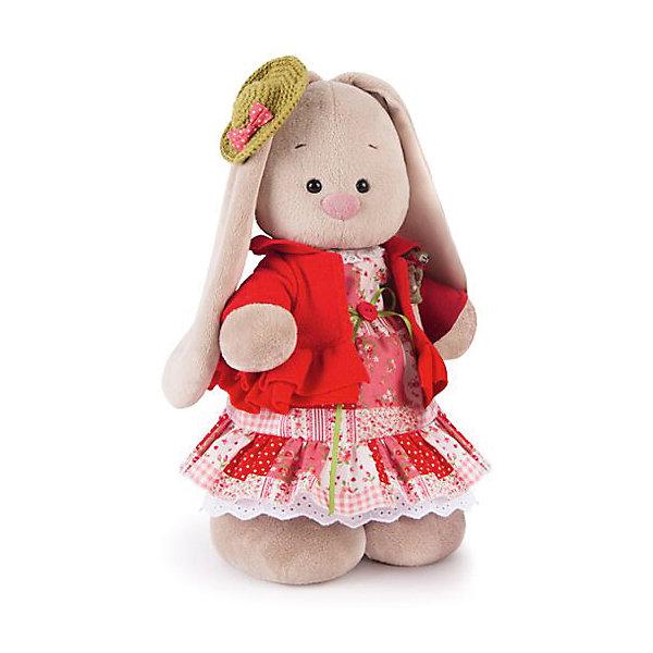 Зайка Ми Маково-красный (малая)Мягкие игрушки зайцы и кролики<br>Характеристики товара:<br><br>• возраст: от 3 лет;<br>• материал: текстиль, искусственный мех;<br>• высота игрушки: 31 см;<br>• размер упаковки: 31х16,5х13 см;<br>• вес упаковки: 410 гр.;<br>• страна производитель: Россия.<br><br>Мягкая игрушка «Зайка Ми Маково-красный » Budi Basa — очаровательный пушистый зайчонок с длинными ушками. На зайке платье красного цвета, а на голове милая шляпка. Игрушка выполнена из качественного безопасного материала, настолько приятного и мягкого, что ребенок будет брать с собой зайку в кроватку и спать в обнимку.<br><br>Мягкую игрушку «Зайка Ми Маково-красный » Budi Basa можно приобрести в нашем интернет-магазине.<br><br>Ширина мм: 310<br>Глубина мм: 165<br>Высота мм: 130<br>Вес г: 410<br>Возраст от месяцев: 36<br>Возраст до месяцев: 168<br>Пол: Унисекс<br>Возраст: Детский<br>SKU: 7231241