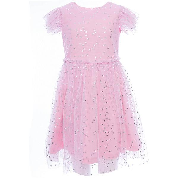 Купить Платье нарядное Bell Bimbo для девочки, Беларусь, розовый, 134, 152, 146, 140, Женский