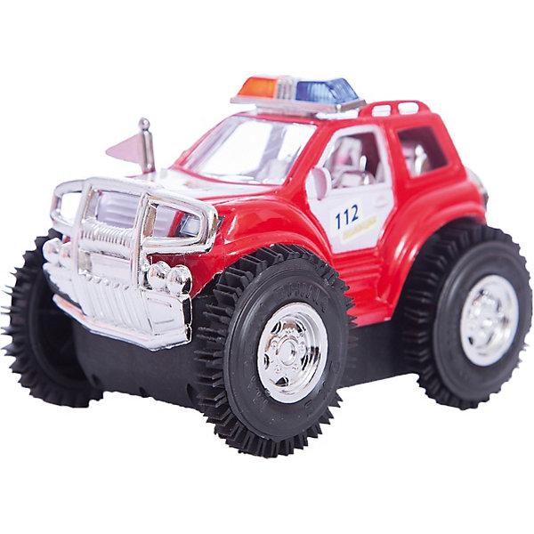 Машина-перевертыш Полиция патруль на батарейках.Машинки<br>Машина-Перевертыш - это настоящее трюковое зрелище.Она умеет не только ездить, но и прыгать, переварачиваться, при этом создавая различные световые эффекты. Машине не страшны никакие дороги, хоть грязь, хоть яма или трава. Ваш ребенок никогда не соскучиться с такой игрушкой.<br><br>Ширина мм: 120<br>Глубина мм: 100<br>Высота мм: 110<br>Вес г: 170<br>Возраст от месяцев: 36<br>Возраст до месяцев: 84<br>Пол: Унисекс<br>Возраст: Детский<br>SKU: 7233167