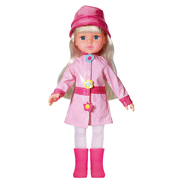Кукла 33см, озвученная , руссифицированная, с аксессуарами, в осенней одежде.Куклы<br>Характеристики товара:<br><br>• в комплекте: кукла, одежда, аксессуары;<br>• высота куклы: 33 см;<br>• возраст: от 3 лет;<br>• батарейки: АА - 2 шт. (входят в комплект);<br>• материал: пластик, текстиль;<br>• размер упаковки: 9х23х35 см;<br>• страна бренда: Россия.<br><br>Кукла от торговой марки Карапуз - прекрасный подарок для заботливых девочек. Ребенок сможет заботиться о кукле, переодевать ее, водить на прогулку и делать прически. Кукла имеет выразительные черты лица, широкие глазки, пухлые губки и роскошные длинные волосы. Одета кукла в симпатичный розовый плащ, шапочку и сапожки в тон. В комплект входит сменная праздничная одежда и аксессуары. Кукла оснащена звуковым модулем, умеет воспроизводить стихотворения, песенки и несколько фраз.<br><br>Куклу 33см, озвученную , русифицированную, с аксессуарами, в осенней одежде, Карапуз можно купить в нашем интернет-магазине.<br><br>Ширина мм: 120<br>Глубина мм: 70<br>Высота мм: 330<br>Вес г: 590<br>Возраст от месяцев: 36<br>Возраст до месяцев: 84<br>Пол: Унисекс<br>Возраст: Детский<br>SKU: 7233168