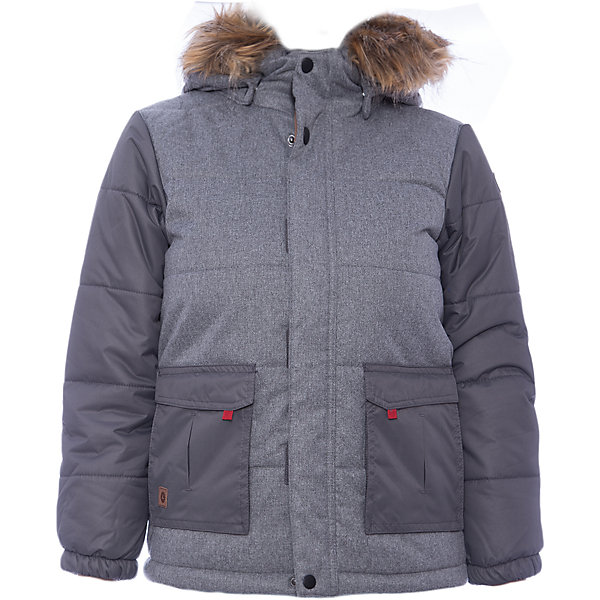 Куртка Luhta для мальчикаОдежда<br>Характеристики товара:<br><br>• цвет: серый<br>• состав ткани: 100% полиэстер<br>• подкладка: 100% полиэстер<br>• утеплитель: 100% полиэстер<br>• сезон: зима<br>• температурный режим: от -30 до +5<br>• плотность утеплителя: 280 г/м2<br>• капюшон: съемный<br>• застежка: молния<br>• встроенный датчик температуры<br>• страна бренда: Финляндия<br>• страна изготовитель: Китай<br><br>Зимняя куртка для ребенка отличается продуманным дизайном. Такая детская куртка от финского бренда Luhta теплая и легкая. Прочный верх детской куртки помогает надежно защитить ребенка от холода. Модная куртка Luhta для мальчика рассчитана даже на сильные морозы. <br><br>Куртку Luhta (Лухта) для мальчика можно купить в нашем интернет-магазине.<br>Ширина мм: 356; Глубина мм: 10; Высота мм: 245; Вес г: 519; Цвет: серый; Возраст от месяцев: 96; Возраст до месяцев: 108; Пол: Мужской; Возраст: Детский; Размер: 134,164,158,152,146,140; SKU: 7235843;