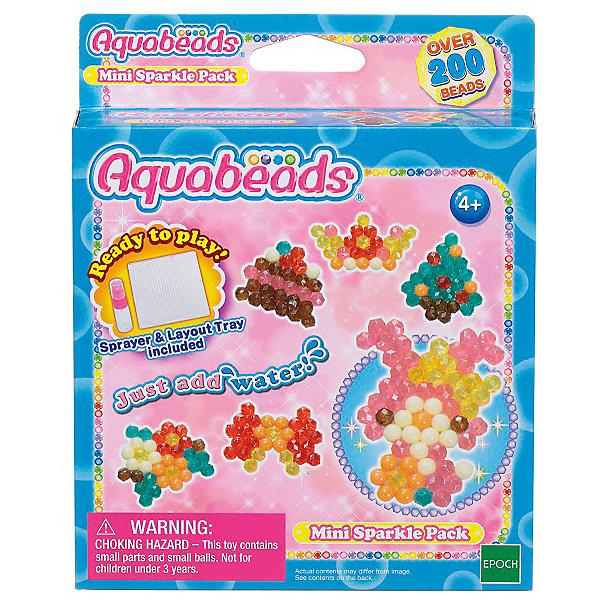 Купить Мини-мозаика из бусин Aquabeads Сверкающие игрушки , Epoch Traumwiesen, Китай, Унисекс