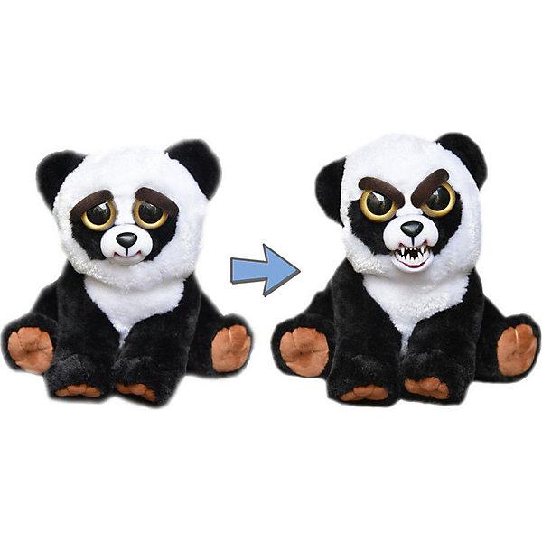 Мягкая игрушка Feisty Pets Панда, 14,6 смМягкие игрушки животные<br>Характеристики товара:<br><br>• возраст: от 3 лет;<br>• материал: искусственный мех, полиэстр, пластик;<br>• в комплекте: 1 ;<br>• вес упаковки: 230 гр.;<br>• размер упаковки: 12,7x21,6x12,7 см..;<br>• высота игрушки: 25 см;<br>• страна производитель: Нидерланды.<br><br>Малыш панда с изменчивым характером. Если его не трогать он выглядет очень дружелюбно,но если сжать его голову сбоку,  панда<br>проявляет всю свою ярость. Брови зверушки нахмуриваются, появляется злобный рык, а дружелюбная улыбка превращается во враждебный оскал. <br><br>Мягкая игрушка Панда Feisty Pets способна привлечь внимание ребенка и взрослого, ведь она умеет менять выражение лица с милого и доброго на злое и угрожающее.    <br><br>Мягкая игрушка «Панда Feisty Pets» можно приобрести в нашем интернет-магазине.<br><br>Ширина мм: 127<br>Глубина мм: 216<br>Высота мм: 127<br>Вес г: 230<br>Возраст от месяцев: 36<br>Возраст до месяцев: 2147483647<br>Пол: Унисекс<br>Возраст: Детский<br>SKU: 7236936