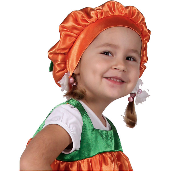 Шапочка ТыкваДетские шляпы и колпаки<br>Шапочка<br><br>Ширина мм: 450<br>Глубина мм: 80<br>Высота мм: 350<br>Вес г: 50<br>Возраст от месяцев: 60<br>Возраст до месяцев: 108<br>Пол: Унисекс<br>Возраст: Детский<br>SKU: 7238882