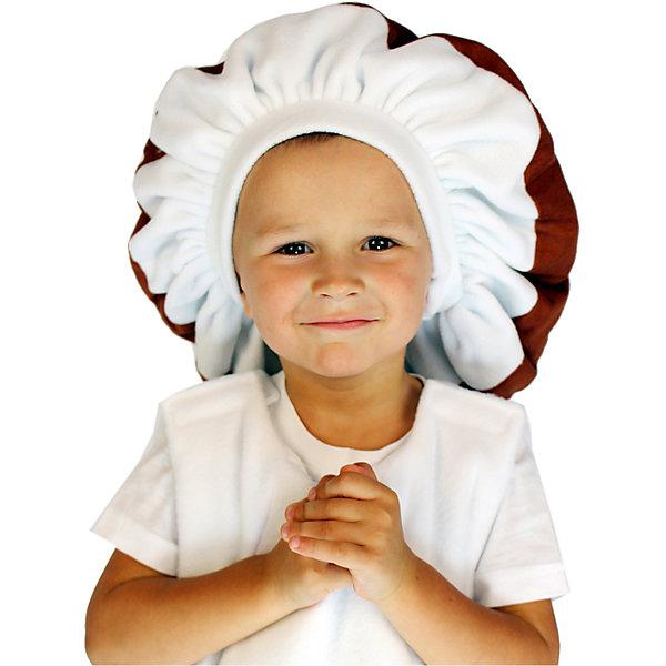 Шапочка БоровикДетские шляпы и колпаки<br>Шапочка<br>Ширина мм: 450; Глубина мм: 80; Высота мм: 350; Вес г: 100; Возраст от месяцев: 60; Возраст до месяцев: 108; Пол: Унисекс; Возраст: Детский; SKU: 7238889;
