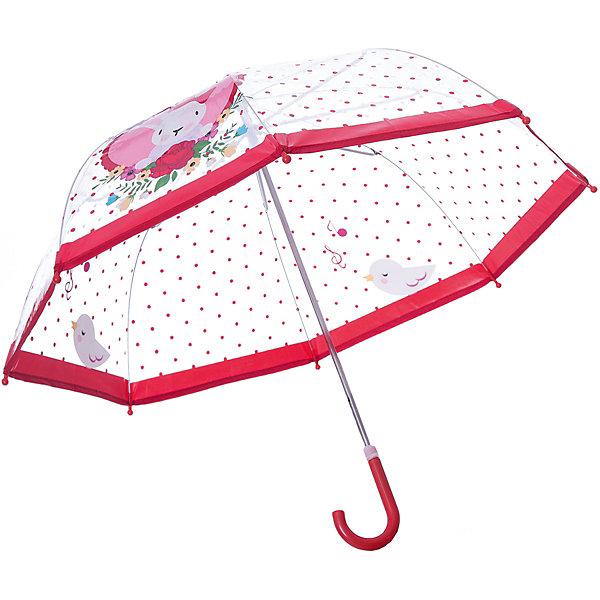 Зонт Mary Poppins Rose Bunny 46 см, прозрачныйЗонты детские<br>Характеристики:<br><br>• возраст: от 3 лет<br>• радиус: 46 см.<br>• длина ручки: 57 см.<br>• система складывания: механическая<br>• материал: полиэстер, пластик, металл<br>• вес: 260 гр.<br><br>Прозрачный зонтик «Rose Bunny» от бренда Mary Poppins (Мэри Поппинс) не только защитит ребенка от дождя, но и подарит отличное настроение даже в ненастную погоду.<br><br>Прозрачный купол зонта украшен мелким горошком и изображением милой зайки с букетом на фоне сердечка.<br><br>Зонт весьма прост в эксплуатации: его легко открывать и закрывать, а также он имеет удобную эргономичную ручку.<br><br>Детский зонт «Rose Bunny» изготовлен из качественных материалов и отличается прочной конструкцией, благодаря чему прослужит долго.<br><br>Зонт детский Rose Bunny прозрачный, 46см, коллекции Lady Mary можно купить в нашем интернет-магазине.<br>Ширина мм: 9999; Глубина мм: 9999; Высота мм: 9999; Вес г: 260; Возраст от месяцев: 36; Возраст до месяцев: 2147483647; Пол: Унисекс; Возраст: Детский; SKU: 7240483;