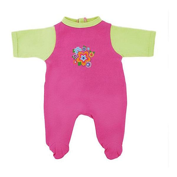 Одежда для куклы 38-43см, комбинезон ЦветочекОдежда для кукол<br>Набор одежды предназначен для кукол высотой 38-43 см. В набор входят комбинезон. Он дополнит гардероб кукольной модницы, сделав его более разнообразным, а игру с ней - гораздо интереснее. Материал: текстиль. Высота куклы: 38-43 см.<br><br>Ширина мм: 220<br>Глубина мм: 5<br>Высота мм: 300<br>Вес г: 40<br>Возраст от месяцев: 36<br>Возраст до месяцев: 2147483647<br>Пол: Женский<br>Возраст: Детский<br>SKU: 7240542