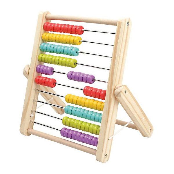 Счеты большиеДеревянные игрушки<br><br><br>Ширина мм: 9999<br>Глубина мм: 9999<br>Высота мм: 9999<br>Вес г: 840<br>Возраст от месяцев: 36<br>Возраст до месяцев: 2147483647<br>Пол: Унисекс<br>Возраст: Детский<br>SKU: 7240577